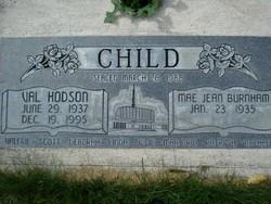 Val Hodson Child