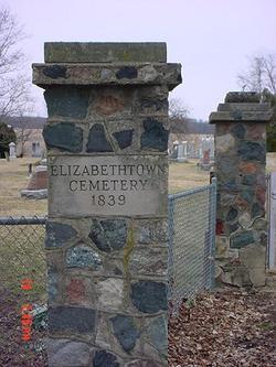 Elizabethtown Cemetery