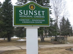 Sunset Memorial Gardens In Thunder Bay Ontario Find A Grave Cemetery