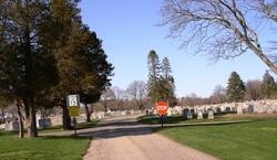 Saint Columba Catholic Cemetery