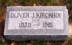 Oliver J. Kirchof, Jr