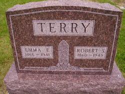 Emma F <I>Dowell</I> Terry