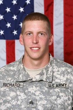 Sgt Joseph Avie Richard, III