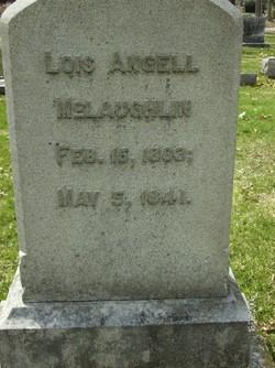 Lois Thompson <I>Angell</I> McLaughlin