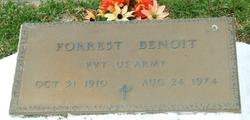 Forrest Benoit