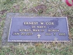 Ernest Watson Jr. Cox