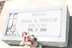 Duila <I>LeBleu</I> Credeur