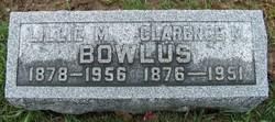 Lillie Montrose <I>Hoff</I> Bowlus