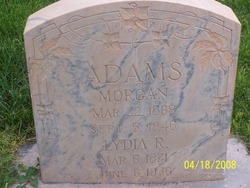 Morgan William Adams