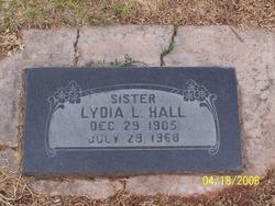 Lydia Lemira Hall