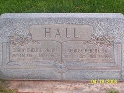 Sarah Eveline <I>Prince</I> Hall