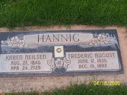 Frederick August Julius Hannig
