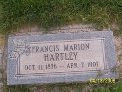 Francis Marion Hartley