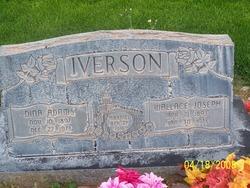 Dina <I>Adams</I> Iverson