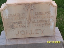 Clarence Newman Jolley