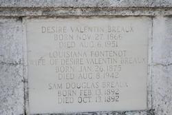 "Louisiana ""Louise"" <I>Fontenot</I> Breaux"