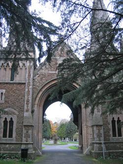 Teddington Cemetery