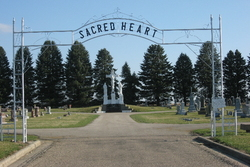 Templeton Iowa Map.Sacred Heart Cemetery In Templeton Iowa Find A Grave Cemetery