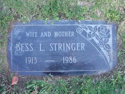 Bessie Louise <I>Chapman</I> Stringer