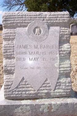 James Marmaduke Barber