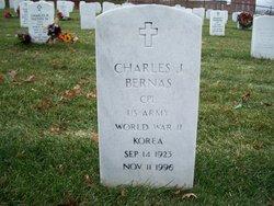 Charles J Bernas