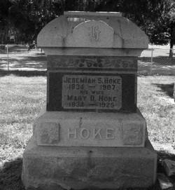 Mary Elizabeth <I>Dohner</I> Hoke