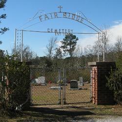 Fair Ridge Cemetery