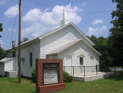 Chief Cornerstone Baptist Church Cemetery