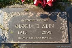 Gloria E Alin