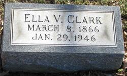 Ella Virginia <I>Gill</I> Clark