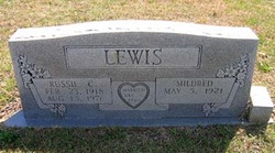 Russell C.  Russie Lewis