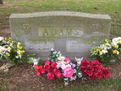 Clarice Carmon <I>King</I> Adams