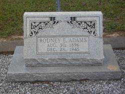 Rodney E Adams