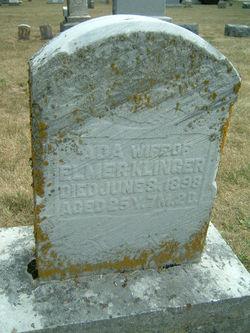 Ada <I>Waggoner</I> Klinger