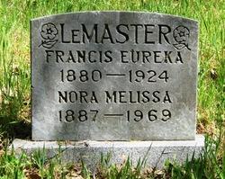 Francis Eureka LeMaster