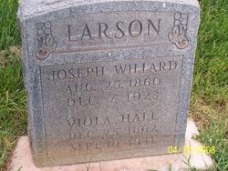 Joseph Willard Larson