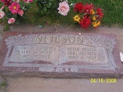Isabelle <I>Prisbrey</I> Neilson