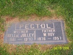 Nellie Adeline <I>Jolley</I> Pectol