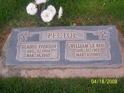William Elroy <I>Pectol</I> Pectol, Jr