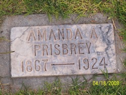 Amanda Antionette <I>Maudsley</I> Prisbrey