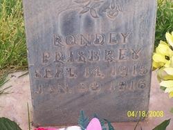 Rondey Prisbrey