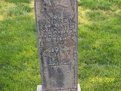 Andrew Sproul, Sr