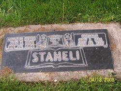 Paula Wilhelmina <I>Reber</I> Staheli
