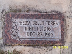 Pheby Idella Terry
