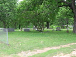 Robinson Cemetery African American
