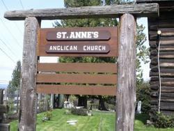 Saint Anne's Anglican Church Cemetery