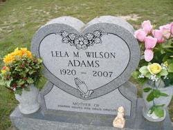 Lela Mae Adams