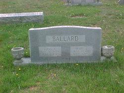 Mary M. <I>Capps</I> Ballard