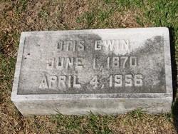 Otis Chisholm Gwin