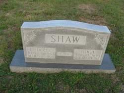 """Theodocia """"Docie"""" <I>Shaw</I> Shaw"""